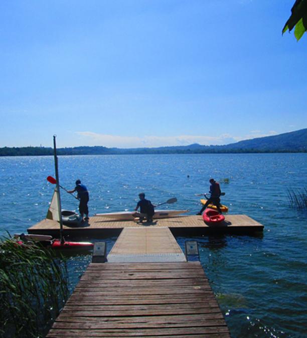 caratteristiche lago brianza