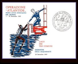 progetto atlantide laghi italiani