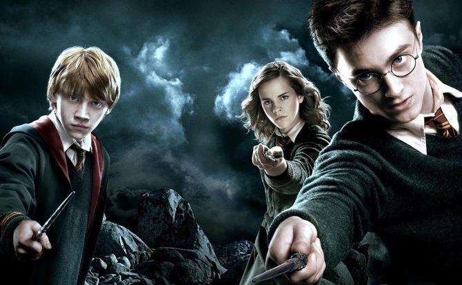 Harry Potter a Lesina