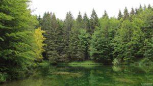 laghi della liguria