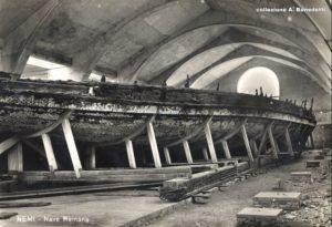 navi romane lazio