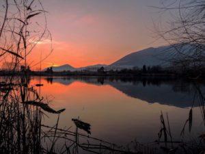 lago di falciano campania